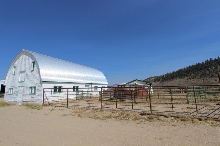 Historic Original Barn