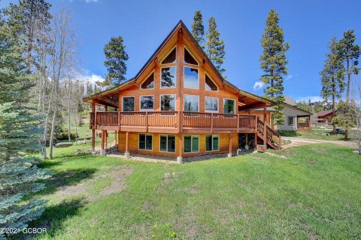 17 County Rd 4435, Grand Lake, CO 80447