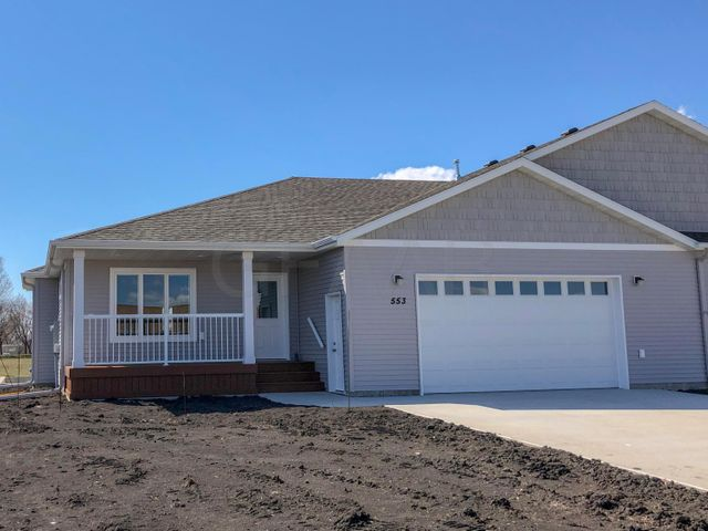 553 7TH Avenue SE, MAYVILLE, ND 58257
