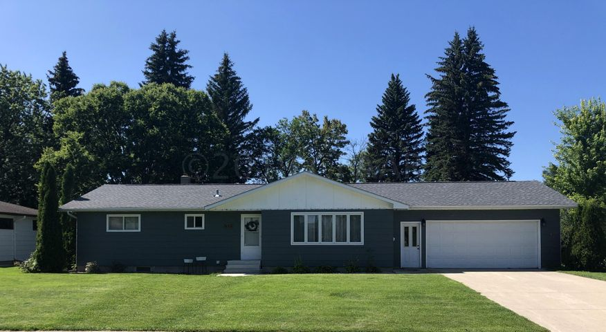 533 6TH Avenue SE, MAYVILLE, ND 58257