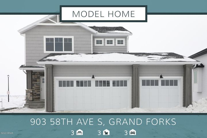 903 58TH AVE Avenue S, GRAND FORKS, ND 58201