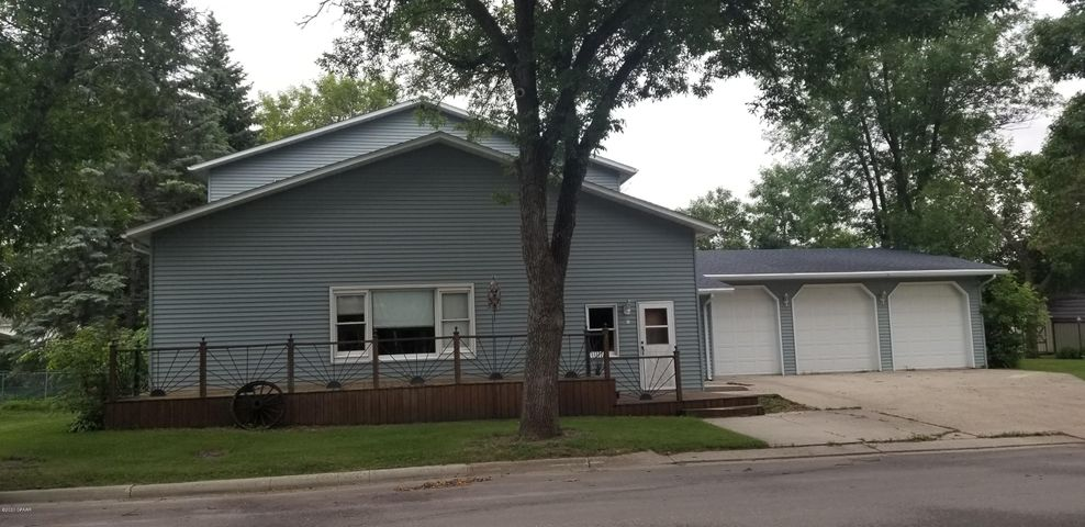 107 2ND ST NW, FISHER, MN 56723