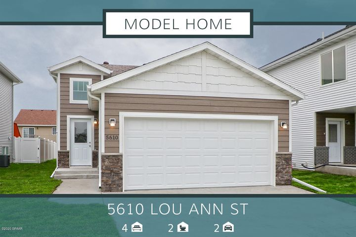 5610 LOU ANN Street, GRAND FORKS, ND 58201