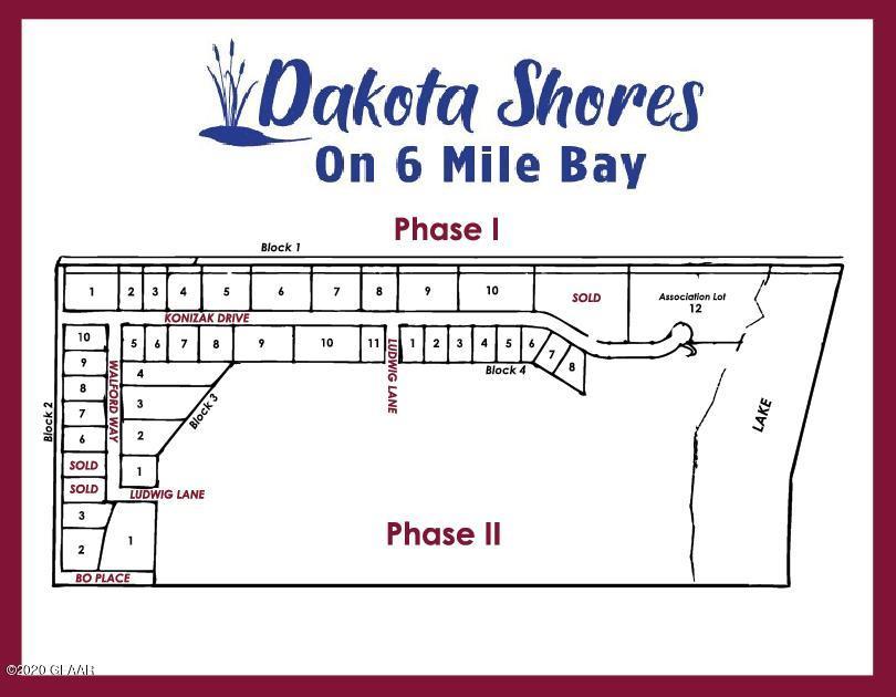 L5, B1 DAKOTA SHORES, DEVILS LAKE, ND 58301
