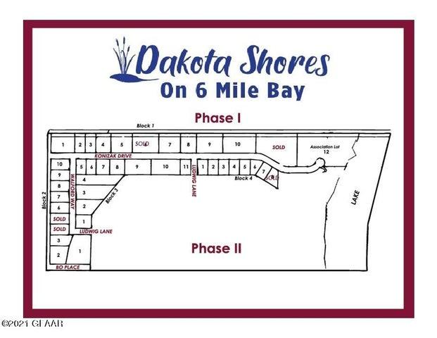 LOT 4BLK 1 DAKOTA SHORES, DEVILS LAKE, ND 58301