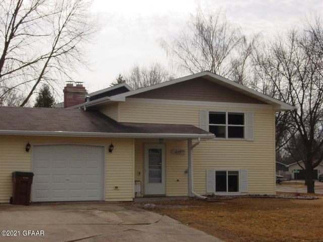 419 20TH Street NW, EAST GRAND FORKS, MN 56721