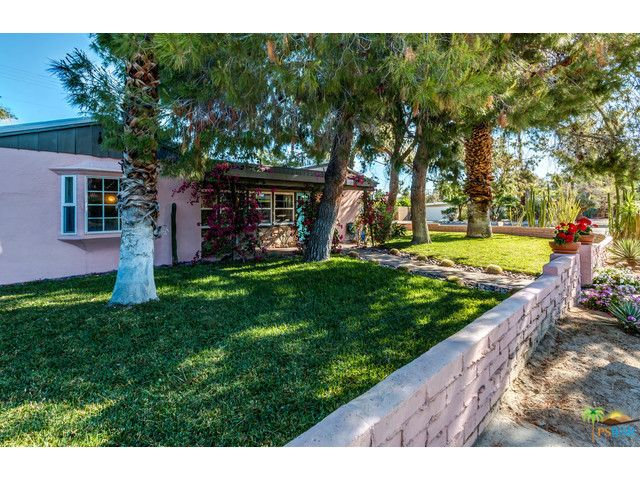 1386 E BUENA VISTA Drive, Palm Springs, CA 92262