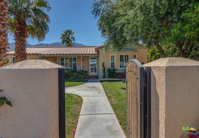 537 N Calle Rolph, Palm Springs, CA 92262