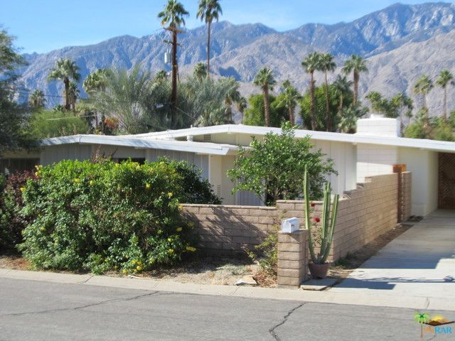 505 S ROXBURY Drive, Palm Springs, CA 92264