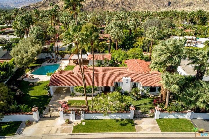 435 W Vereda Sur, Palm Springs, CA 92262