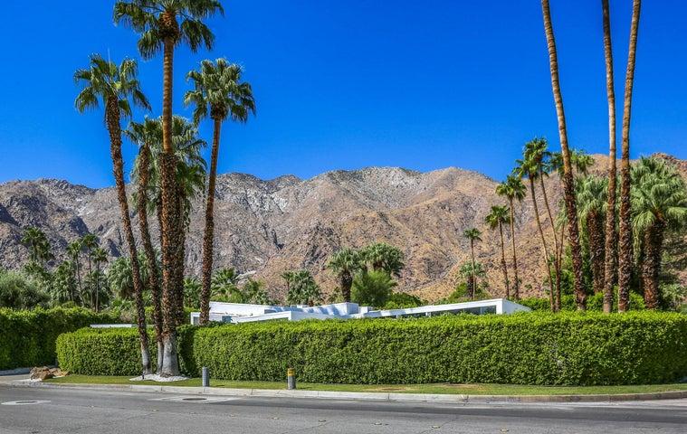 1295 N Via Monte Vista, Palm Springs, CA 92262