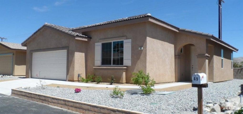 65565 Acoma, 50, Desert Hot Springs, CA 92240