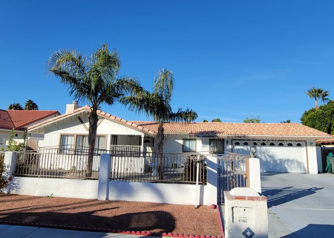 67460 Quijo Road, Cathedral City, CA 92234