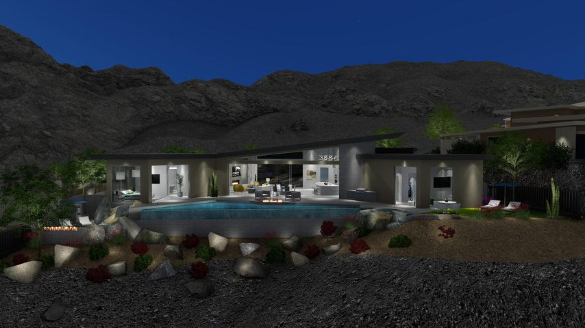 1731 Pinnacle Point, Palm Springs, CA 92264