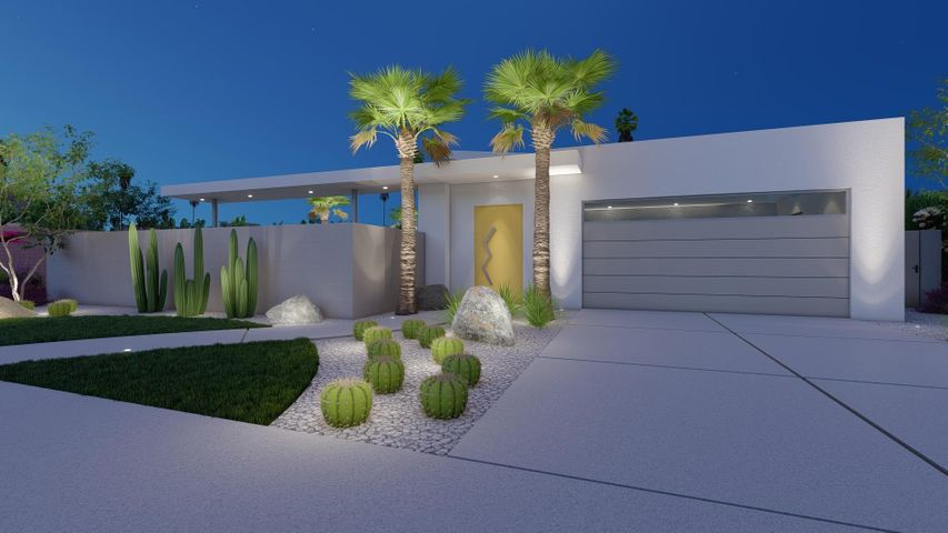 2714 Anza Trail, Palm Springs, CA 92264