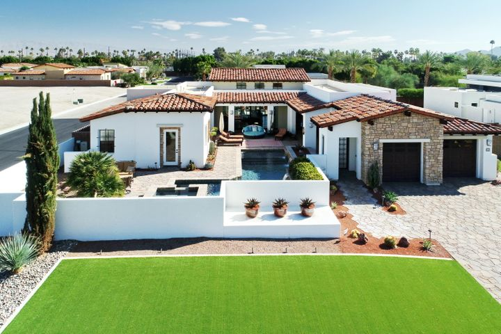 2 Diamond Court, Rancho Mirage, CA 92270