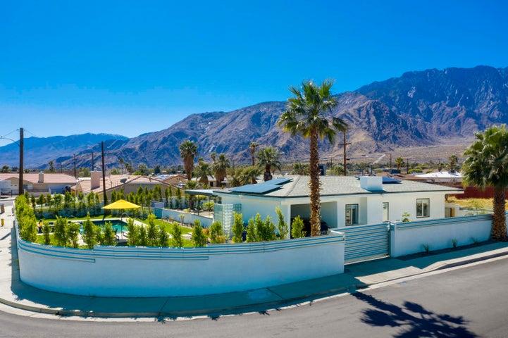 323 W Palm Vista Drive, Palm Springs, CA 92262