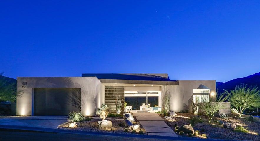1 W Mountain Vista Court, Rancho Mirage, CA 92270