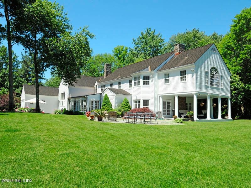 8 Hedgerow Lane, Greenwich, CT 06831
