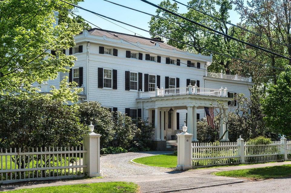 45 Patterson Avenue,Greenwich,Connecticut 06830,7 Bedrooms Bedrooms,6 BathroomsBathrooms,Single family,Patterson,101959