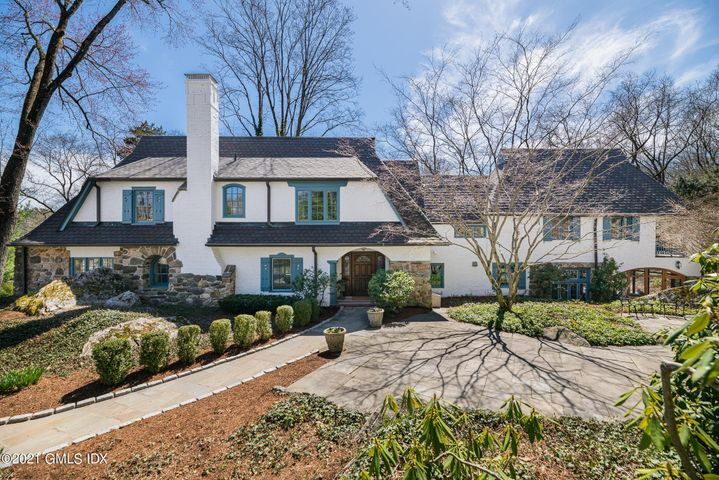1 Cedar Hill, Greenwich, CT 06830
