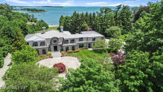 136 Field Point Circle, Greenwich, CT 06830
