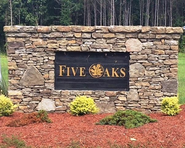Five Oaks Lane (Lot 7), Starkville, MS 39759