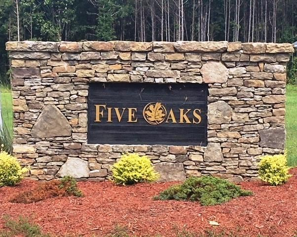 Five Oaks Lane (Lot 1), Starkville, MS 39759