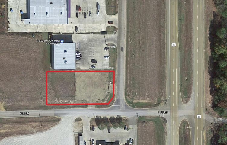 Corner of KFC & Frontage Roads, Macon, MS 39341