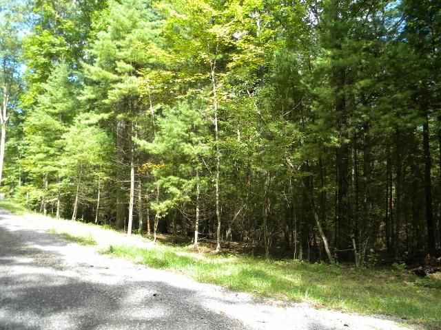 Building lot with 5.383 acres on Muddy Creek Mountain within Sunset Ridge Subdivision.  Lot has a small spring and a building site near the road.  Utitiles in place and there is a perc test on file. HOA and the road is maintained