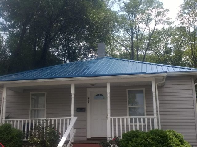 Lovely home in walking distance to the town of White Sulphur Springs or the Greenbrier Resort. Home has new roof, newer furnace and hot water tank. 2 bedroom and  bath.  Off street parking,  front porch.