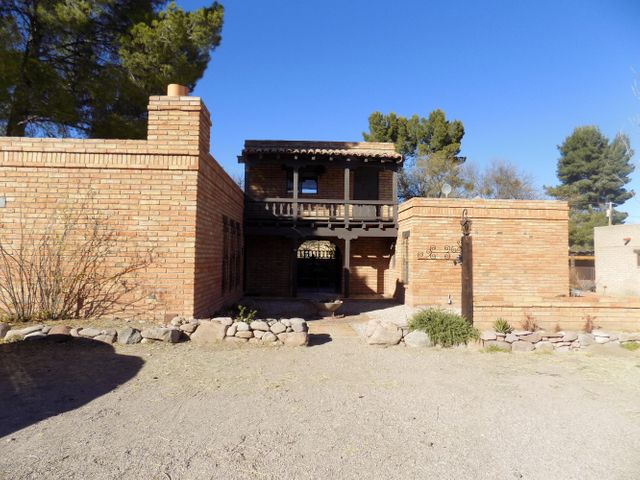8 Camino Otero, Tubac, AZ 85646