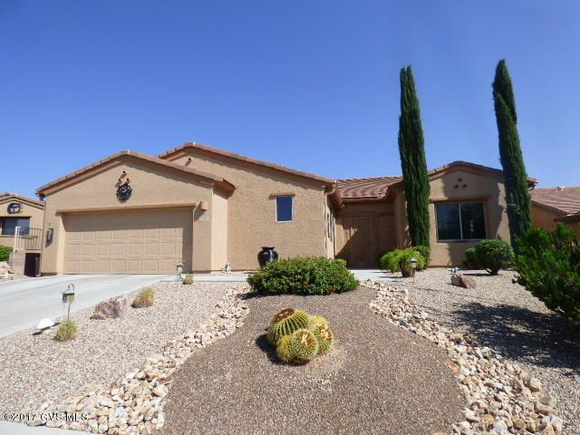 1162 W Bosch, Green Valley, AZ 85614