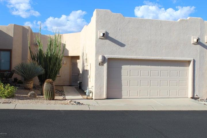 630 W Woodfield Court, Green Valley, AZ 85614