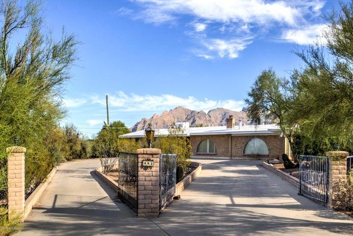 441 E Canyon View Place, Tucson, AZ 85704