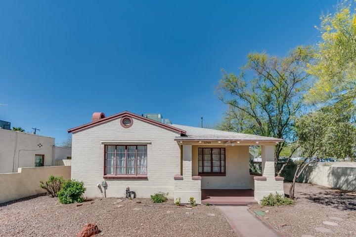 1749 E Spring Street, Tucson, AZ 85719