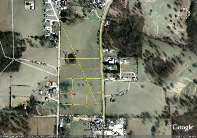 Commercial for sale – Lot 6  Road   Harrison, AR