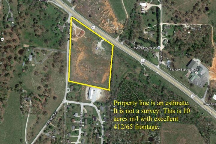 Commercial for sale –  N 62-65 Highway  Harrison, AR