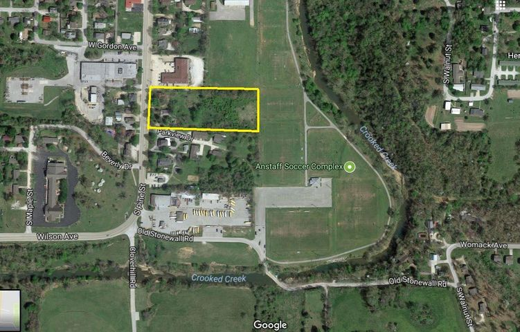 Commercial for sale – 809 S Pine Street  Harrison, AR