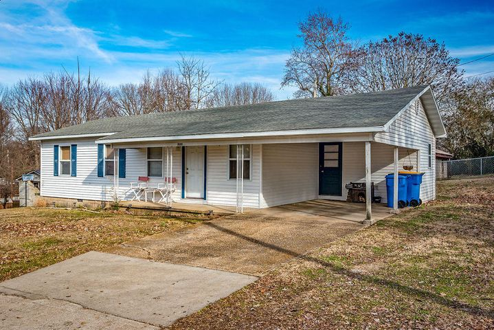 909 Oak Street, Harrison, AR 72601