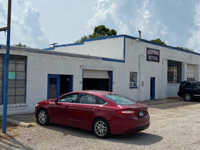 Commercial for sale – 402 W Trimble   Berryville, AR