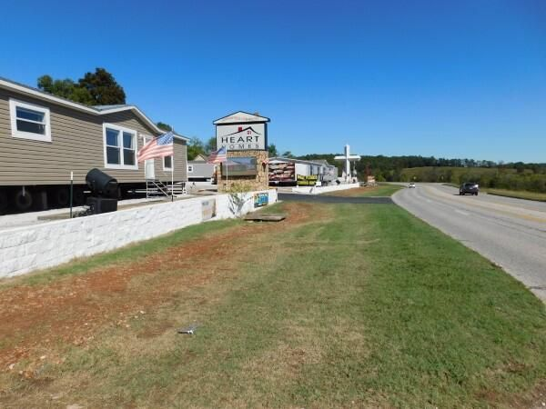 hwy 62-65-412 frontage - north