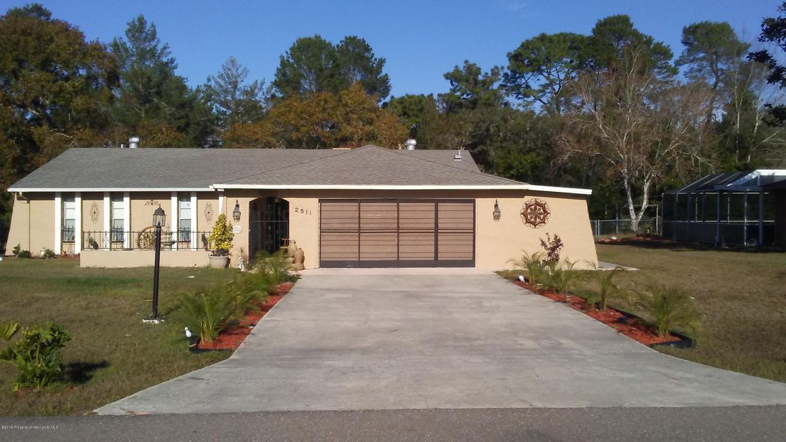 Real Estate FOR SALE - 2511 Glenridge Drive, Spring Hill, FL