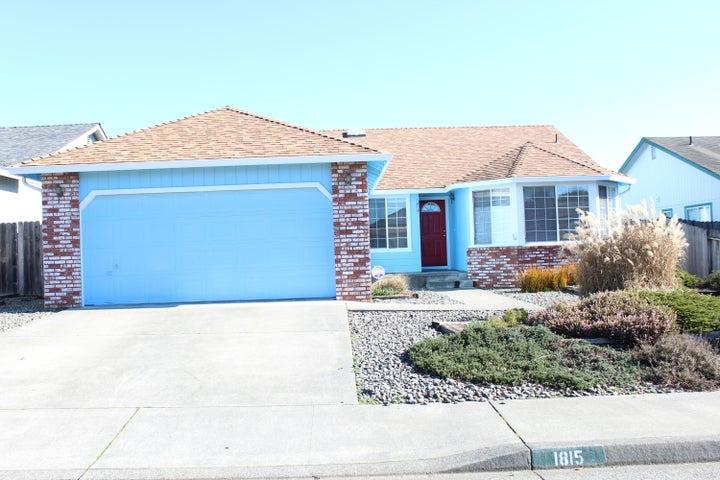1815 Mulberry Street, McKinleyville, CA 95519