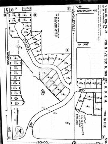 Lot 67 Chelsea Way, McKinleyville, CA 95519