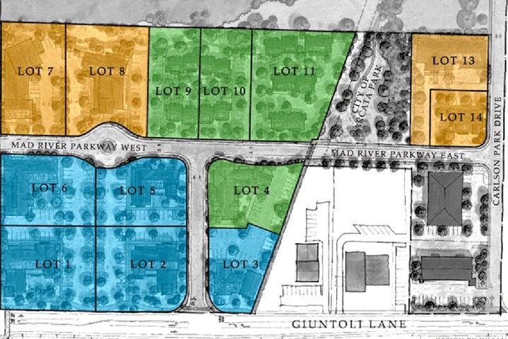 1400 Giuntoli (Lot 11) Lane, Arcata, CA 95521