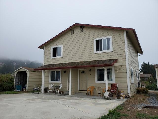 96 Steelhead Court, Shelter Cove, CA 95589