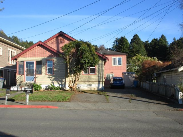 898 & 898a Union Street, Arcata, CA 95521