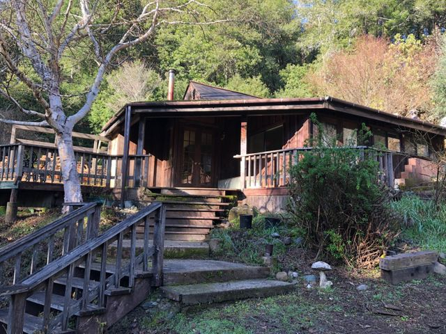 1256 Blue Slide Creek Road, Redway, CA 95560