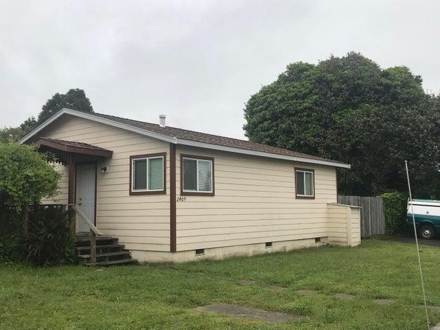 2409 Thiel Avenue, McKinleyville, CA 95519